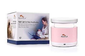 1692fa23d05b Amazon.com: Baby Night Light – Mommy Care Nursery and Baby's Room ...