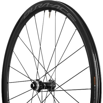 492c5a0bb51 SHIMANO Dura-Ace 9170 C40 Carbon Disc Brake Road Wheelset - Tubeless  Centerlock, 12x100