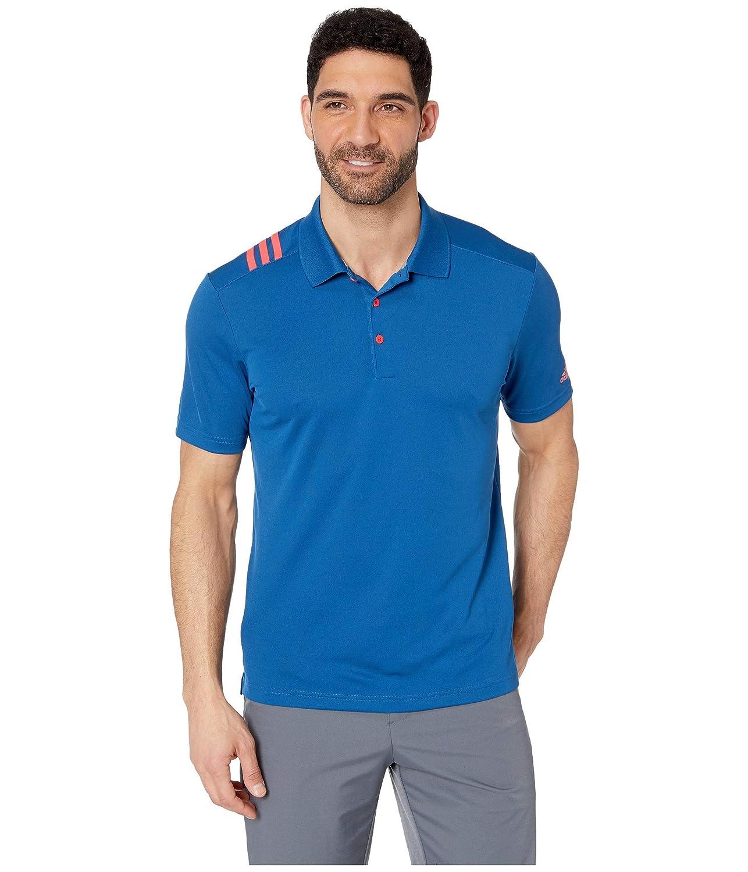 [アディダス adidas Golf] メンズ トップス シャツ 3-Stripes Polo [並行輸入品] MD  B07R4WF1C4