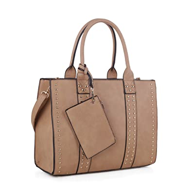 Amazon.com: Jessie & James | Bolso de mano con asa superior ...
