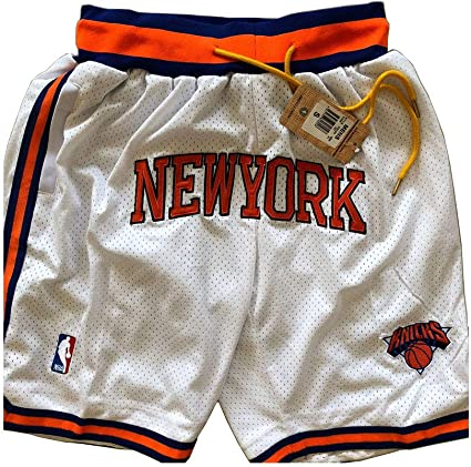 ULIIM Pantaloncini da Uomo in Maglia di Basket Retro Miami Heat Swingman Sports Shorts M-XXL