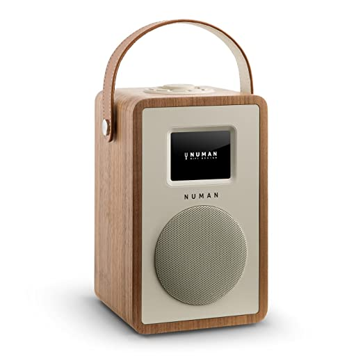 3 opinioni per NUMAN Mini Two Internet Radio Webplayert Sintonizzatore DAB/DAB+ (Interfaccia