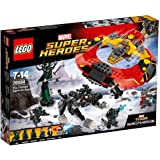 LEGO Super Heroes 76084 Thor The Ultimate Battle for Asgard Toy
