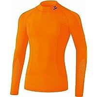 Erima GmbH Underwear Camiseta, Unisex niños, Naranja, 128
