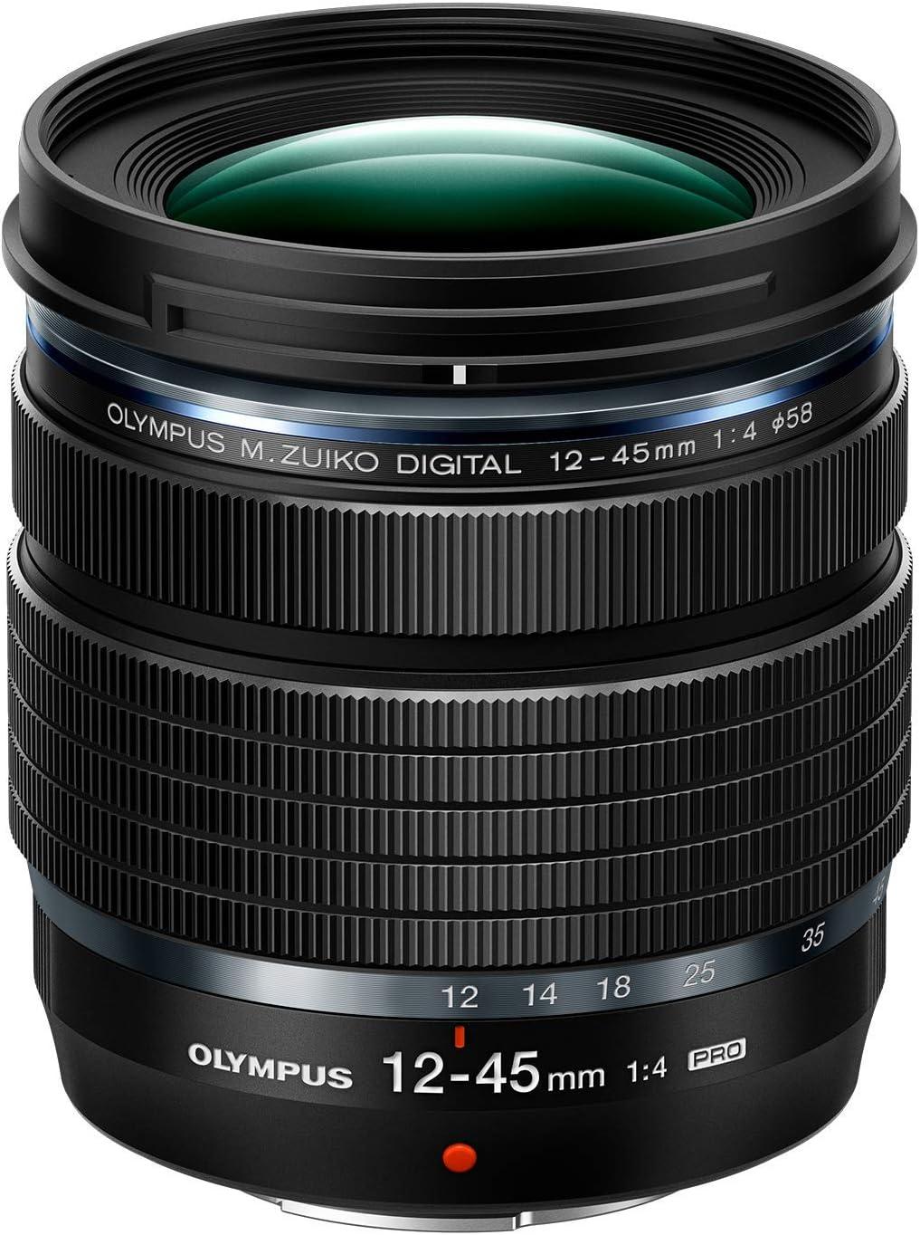 Olympus M Zuiko Digital Ed 12 45mm F4 0 Pro Objektiv Kamera