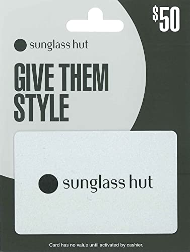 59e6d785fb Amazon.com  Sunglass Hut  50  Gift Cards