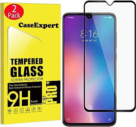 Amazon.com: 2 Pack - Xiaomi Mi 9 Tempered Glass, CaseExpert ...