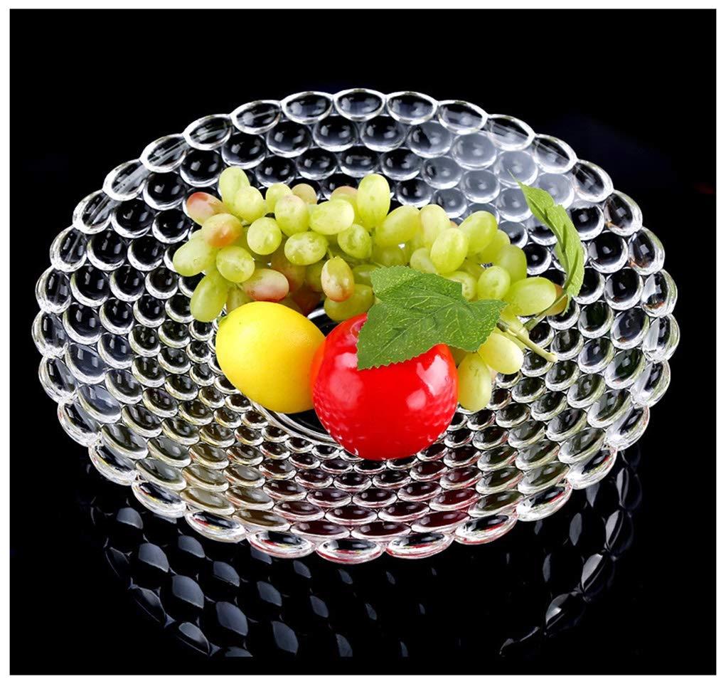 SUN_ONG フルーツバスケット 多機能フルーツボウルスーツガラス装飾ギフトフルーツプレートフルーツ収納フルーツホルダーフルーツトレイフルーツラック   B07R9NZT45