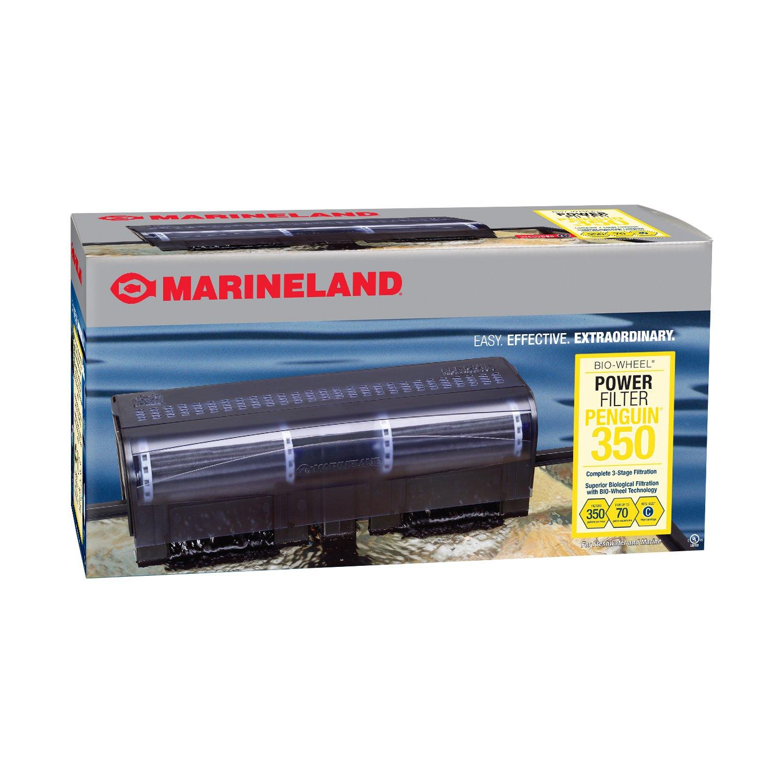 MarineLand Penguin Power Filter, 50 to 70-Gallon,350 GPH