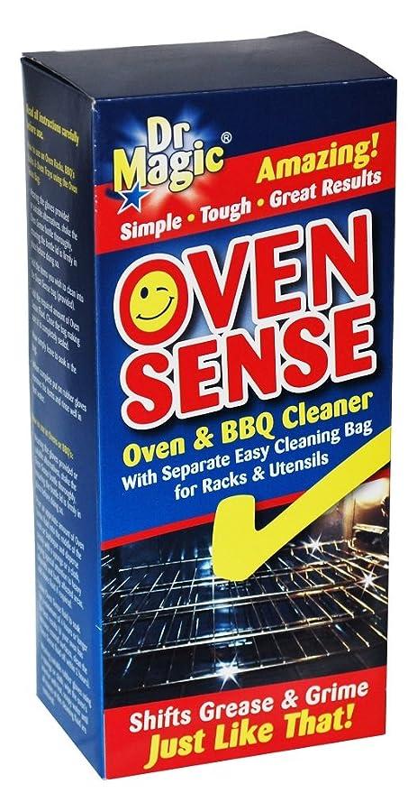 Dr horno mágico sentido horno y barbacoa limpiador Amazing Simple ...