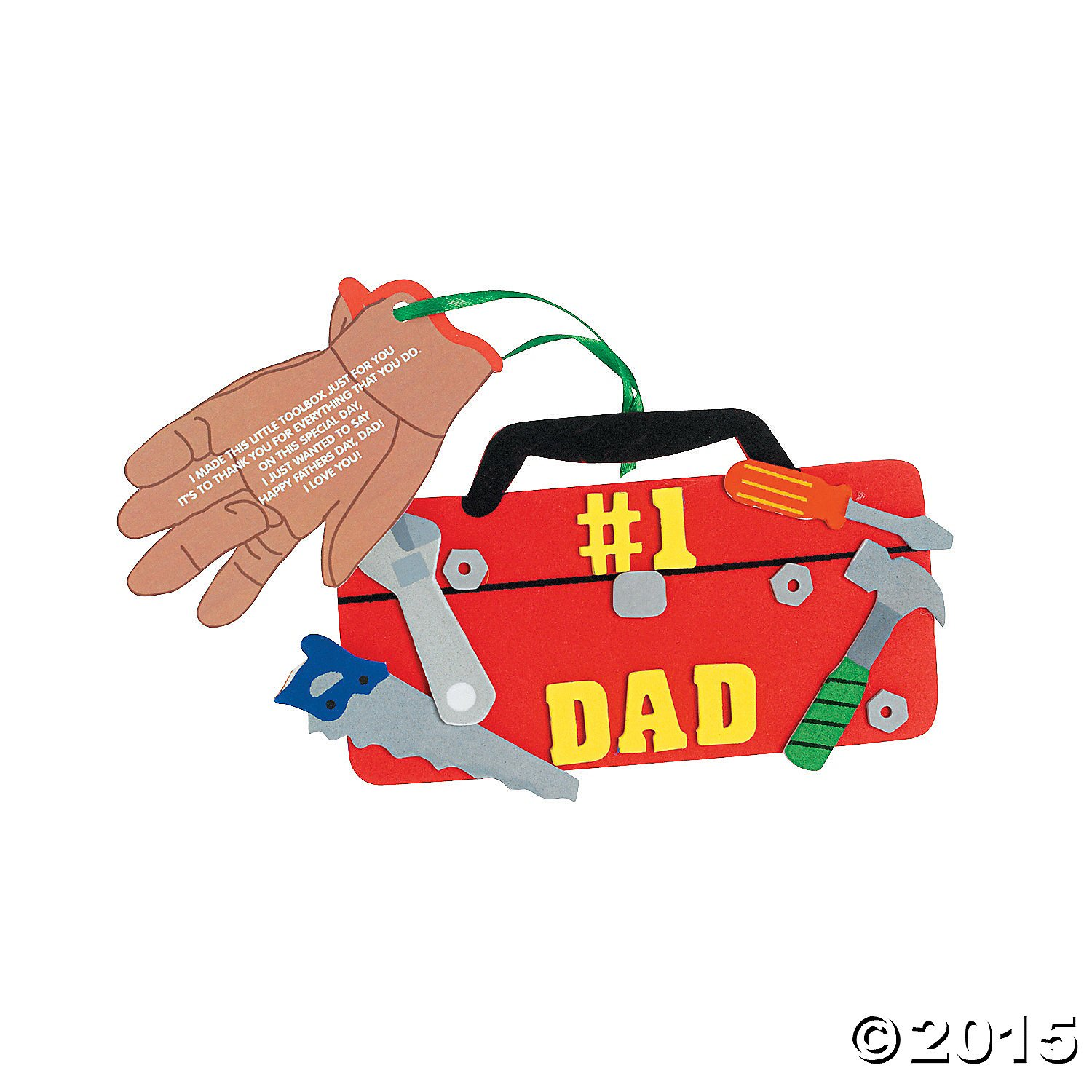 gift for father's day from kids classroom set of 12