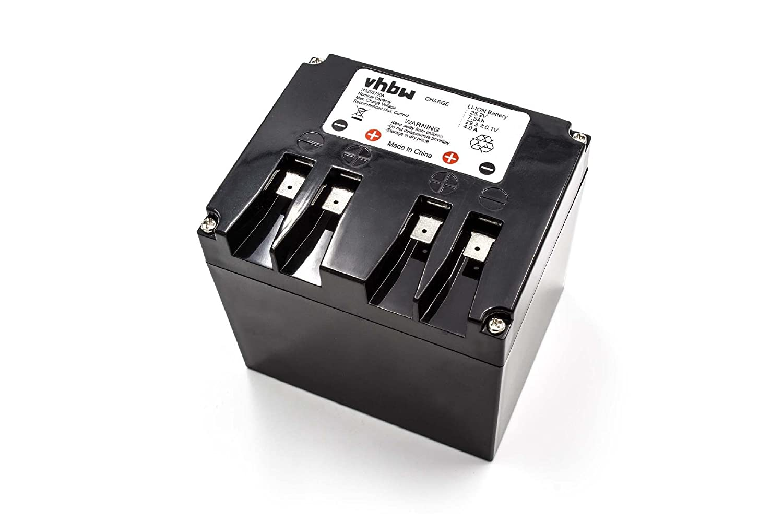 vhbw Li-Ion batería 7500mAh (25.2V) para cortacésped Robot ...