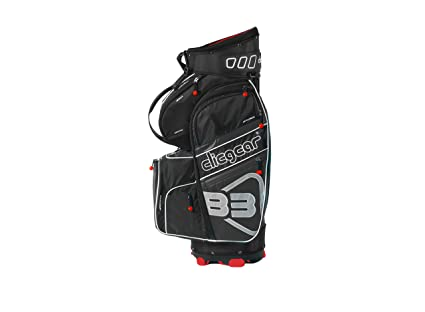Amazon.com : Clicgear B3 Golf Cart Bag (Black) : Sports & Outdoors on golf trolley, golf course accessories supplies, golf pants, golf galaxy, golf pull carts, golf gifts, golf digest hot list bags, golf shopping bag, golf travel bag, golf stand bag, golf club bag, golf push carts,