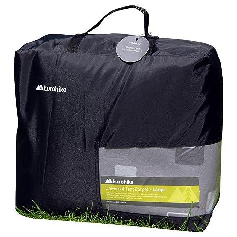 f3774cdaf44 Eurohike Tent Carpet (Large), Grey, One Size: Amazon.co.uk: Sports &  Outdoors