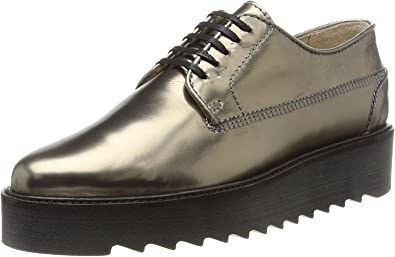 Marc OPolo Lace Up Shoe 70814243401102, Zapatos de Cordones ...