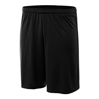 """A4 7"""" Youth Power Mesh Short"""
