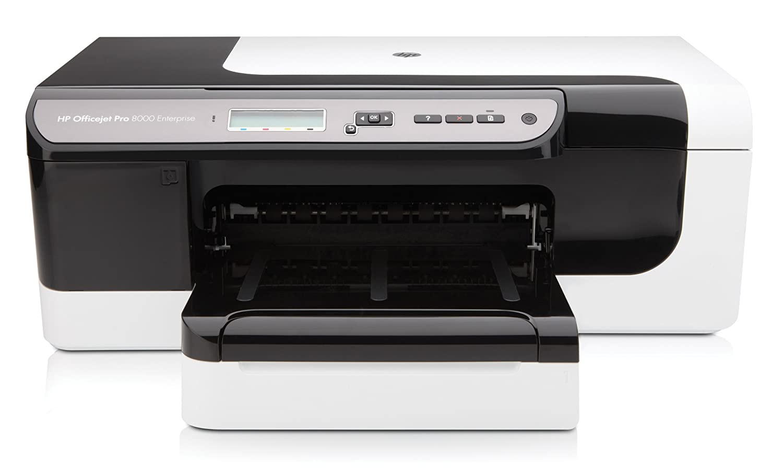 A4, Drucker, USB, 600x600 HP Officejet Pro 8000 Enterprise e-All-in-One Tintenstrahldrucker