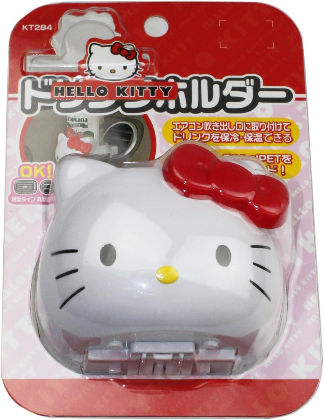 Hello Kitty Face Meter Cap Car Accessory KT441 SEIWA New Japan