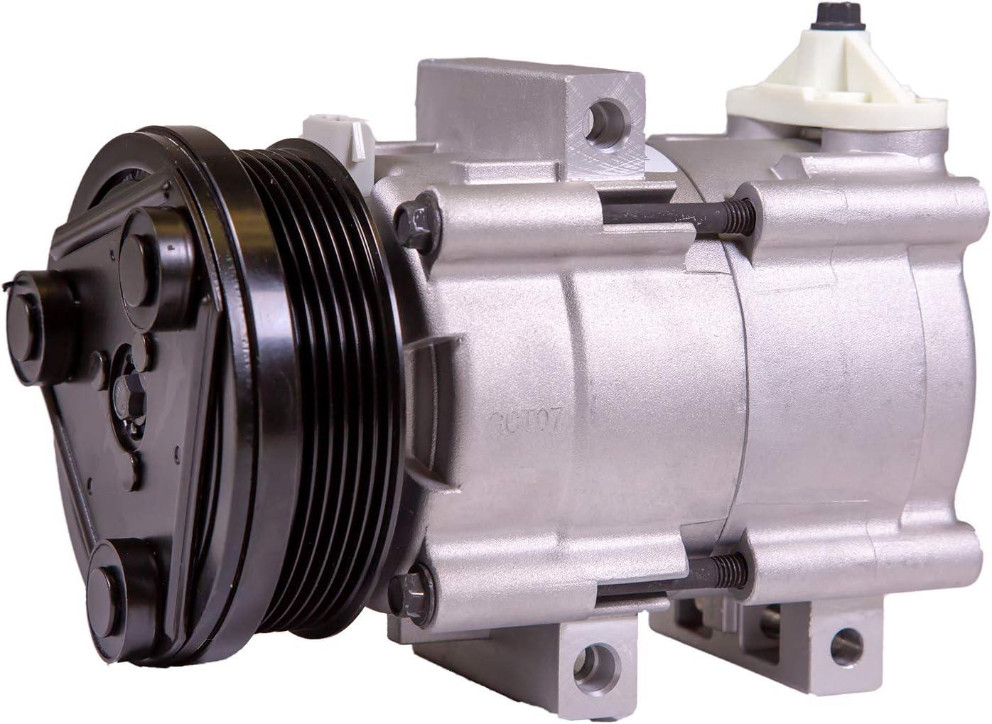 Valeo 10000519 A/C Compressor