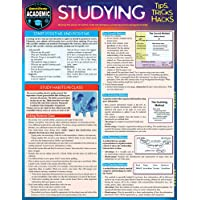 Studying Tips, Tricks & Hacks: QuickStudy Laminated Reference Guide to Grade Boosting Techniques (Quickstudy Academic)