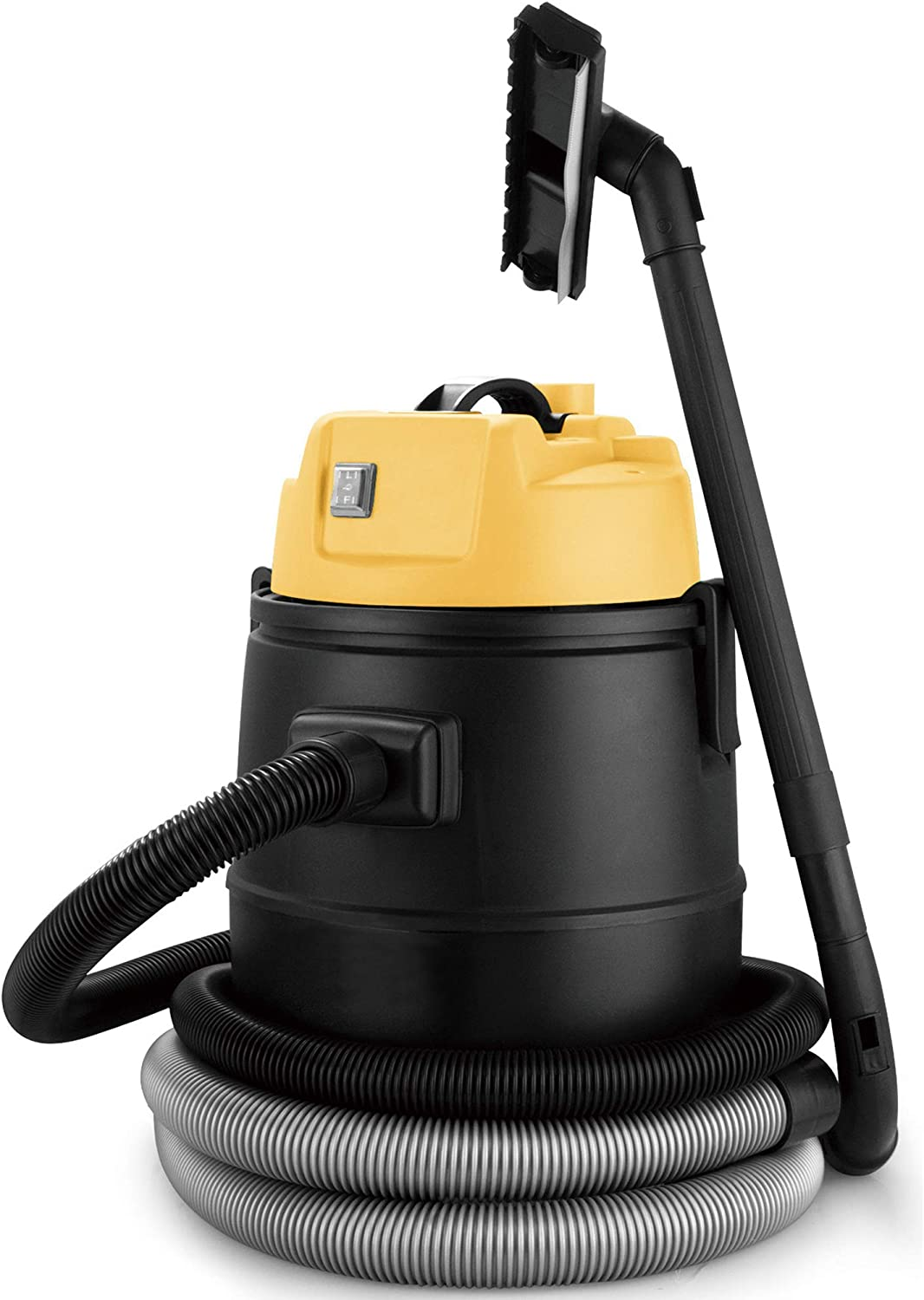 Syntrox Germany PC-2000W-30L Neptun - Aspiradora de Barro para ...