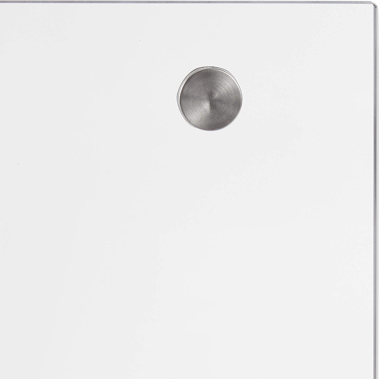 Herdblende 120x40 cm transparent K/üchenzeile Fliesenschutz Wandmontage Relaxdays Spritzschutz K/üche Sicherheitsglas