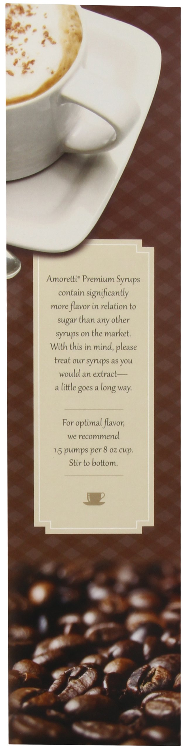 Amoretti Premium Crema Di Salted Caramel Syrup, 25.4 fluid Ounce by Amoretti (Image #6)