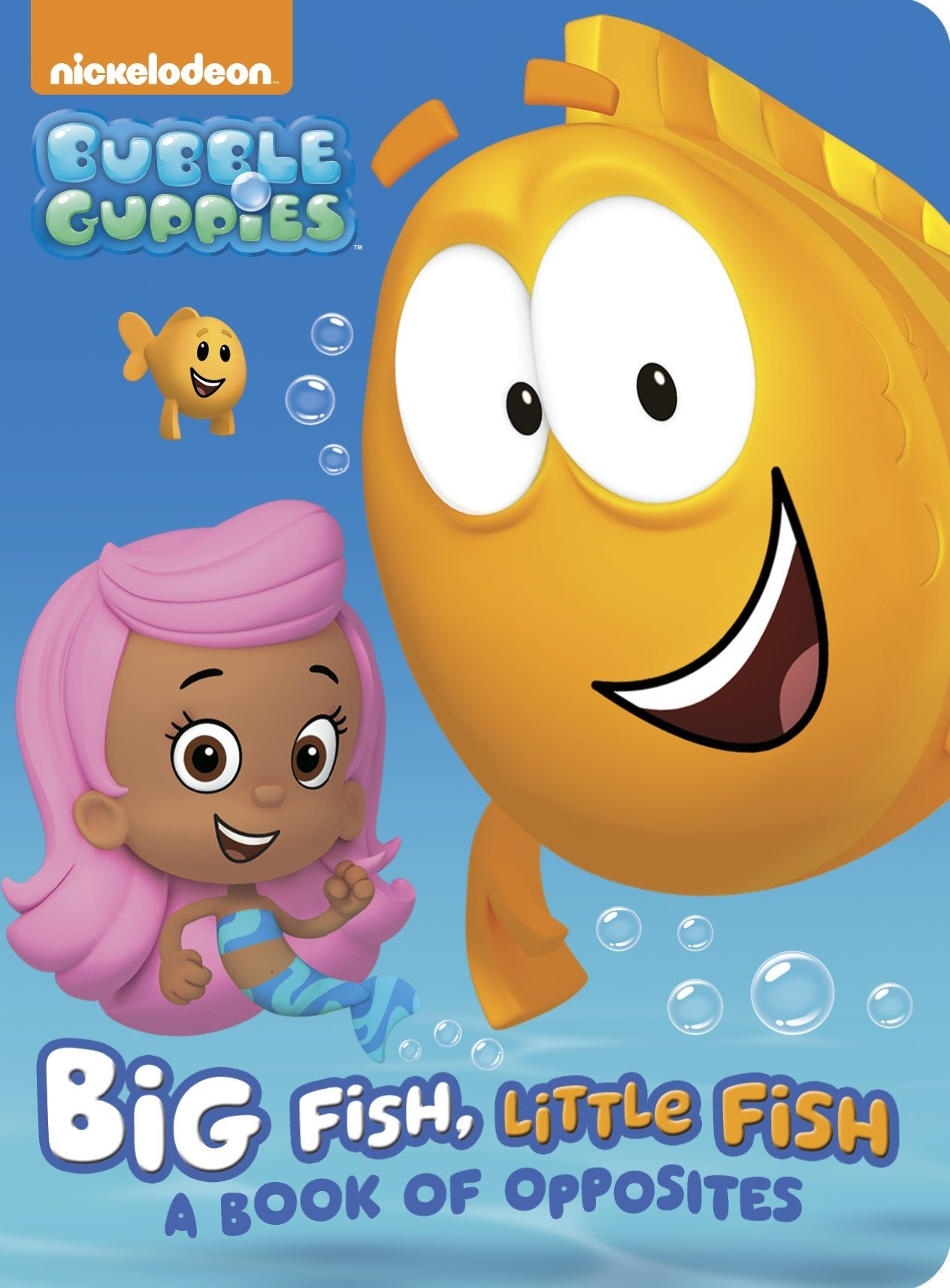 Bubble guppies gil molly and bubble puppy and mr grouper medium plush doll set 10 - Bubulles guppies ...