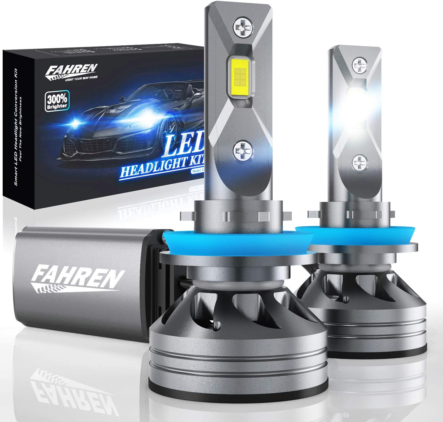 Fahren LED Headlight Kit