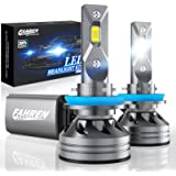 Fahren H11/H9/H8 LED Headlight Bulbs, 60W 10000 Lumens Super Bright LED Headlights Conversion Kit 6500K Cool White IP68…