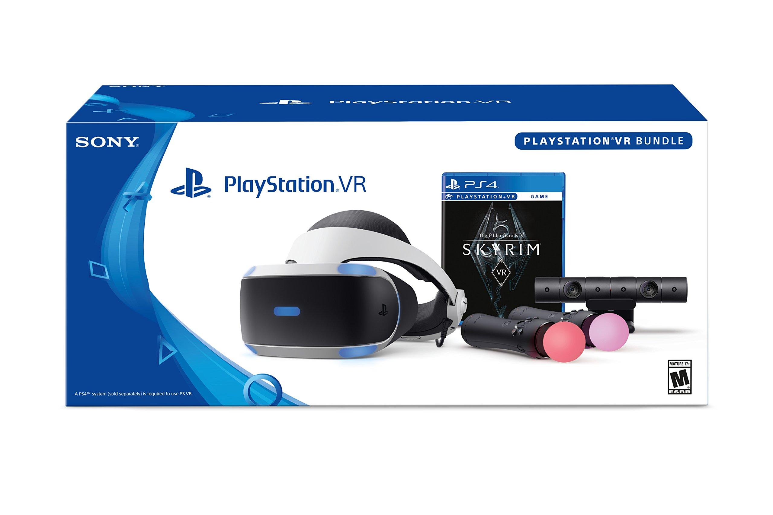 PlayStation VR - Paquete Skyrim [descontinuado]