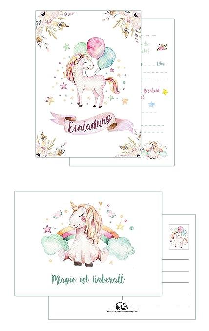 The Lazy Panda Card Company Geburtstagseinladungen