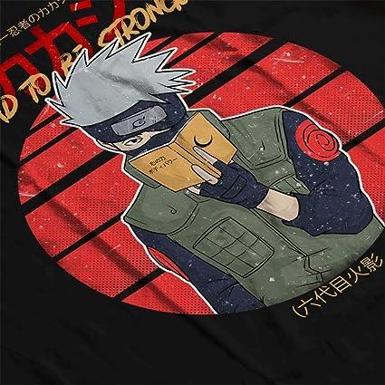 Cloud City 7 Read To Be Stronger Kakashi Hatake Naruto ...