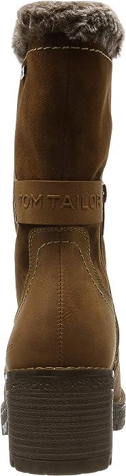 Tom Tailor Damen Winterstiefel 7991601