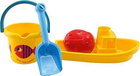 giardino e giocattoli da bagno modello ASSORTITI E Gowi 559-31 Annaffiatoio 500ml spiaggia
