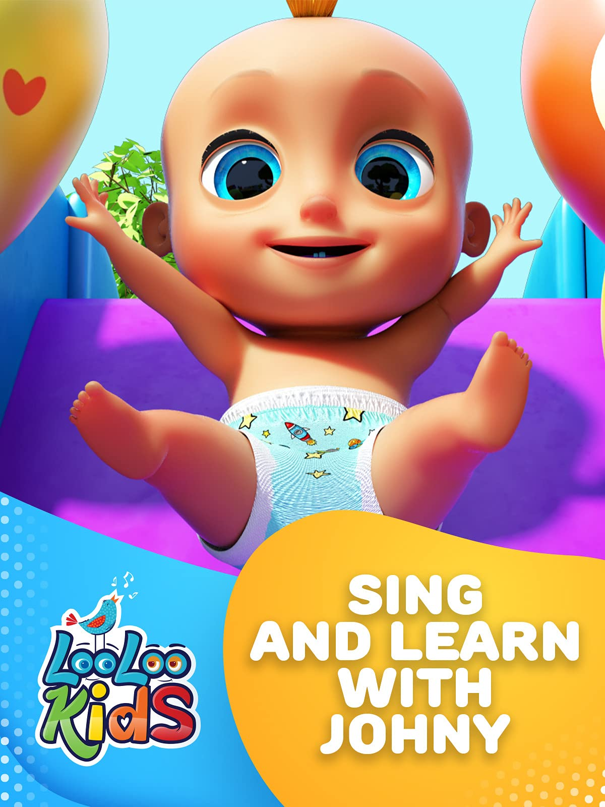Sing and Learn with Johny - LooLoo Kids
