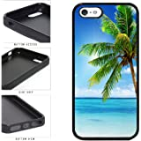BleuReign(TM) Tropical Beach TPU RUBBER SILICONE Phone Case Back Cover Apple iPhone 5 5s and iPhone SE