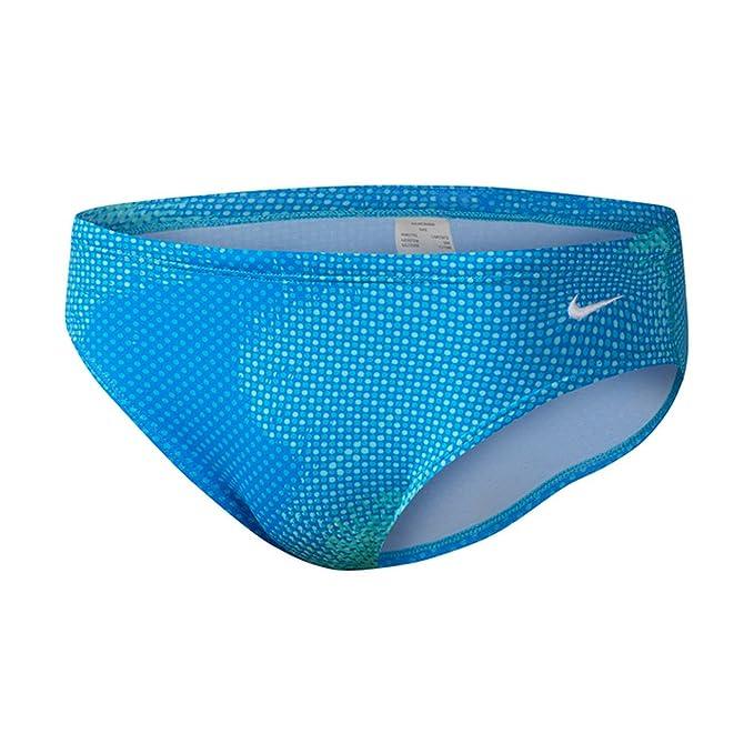 c3c383758 Amazon.com: Nike Men's Haze Swimsuit Brief: Sports & Outdoors