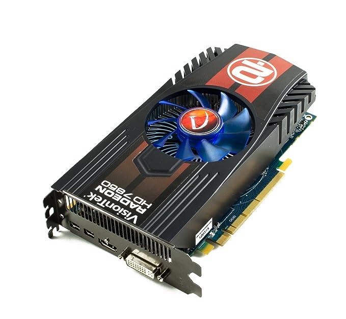 Amazon.com: VisionTek Radeon 7850 – Tarjeta gráfica (2 GB de ...