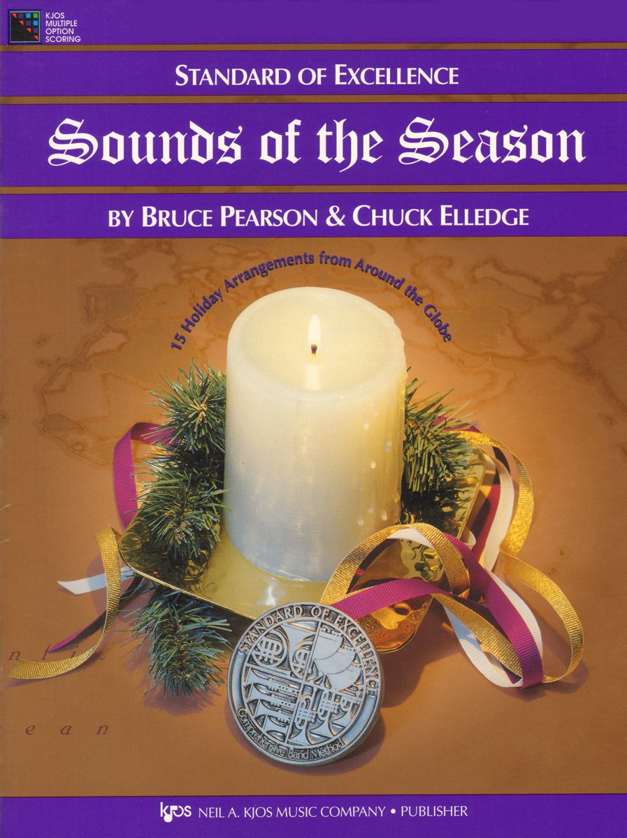 W25OB - Sounds of the Season - Oboe