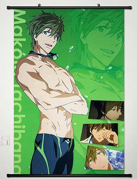 free iwatobi swim club makoto tachibana