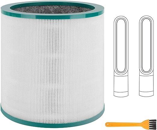 Fauge Filtro Purificador de Aire de Repuesto para Tp00 Tp02 Tp03 Tower Purifier Pure Cool Link: Amazon.es: Hogar
