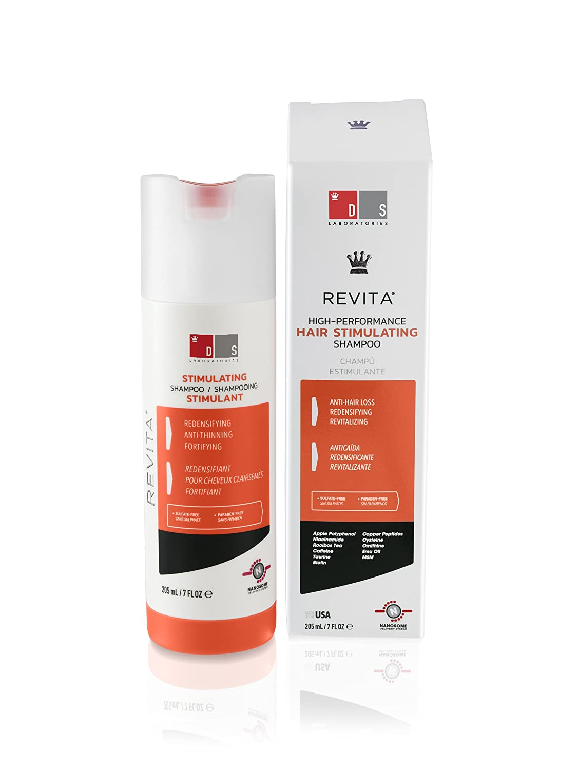 Revita Champú Anticaída -205 ml
