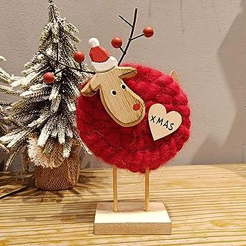 Weihnachten Geschenke 2019.Junjie Nenu Weihnachts Geschenke Für 2019 Neujahr Xmas Decor Home