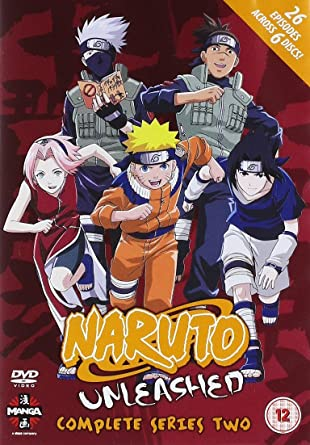 Amazon.com: Naruto Unleashed - Complete Series 2 [DVD] [2007 ...