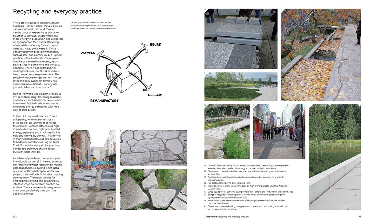 Landscape Architecture An Introduction Robert Holden Jamie