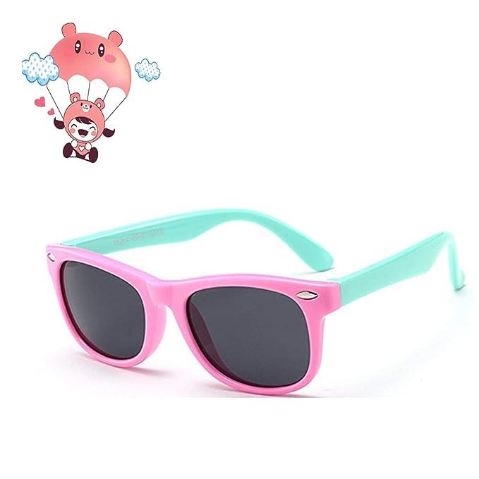 FOURCHEN Gafas de sol para niños 64530127331a