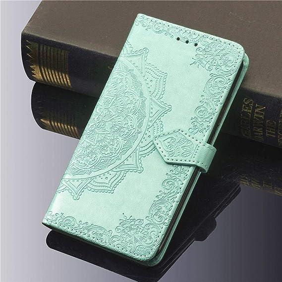 Amazon.com: XYX - Funda de piel sintética con tapa para ZTE ...
