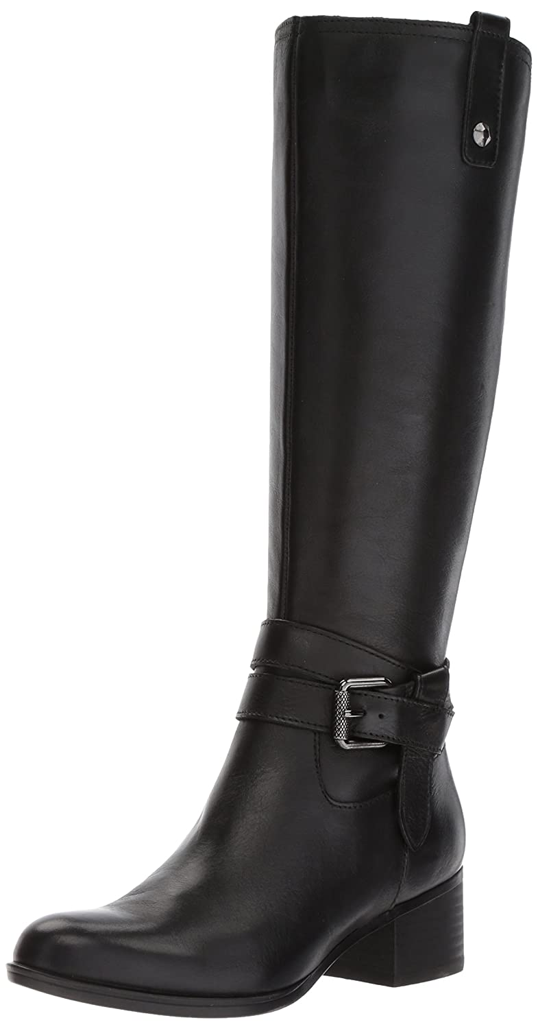 Black Naturalizer Womens Dev Knee High Boots