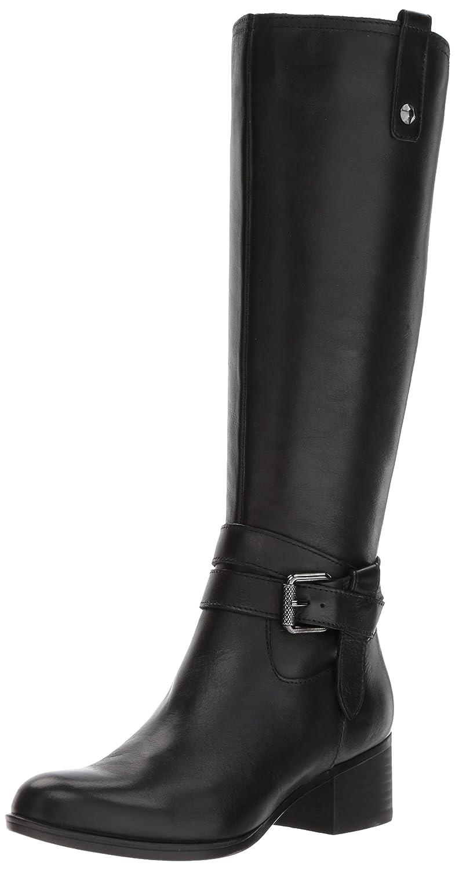 Black Naturalizer Womens Dev Knee High Boots